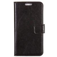 xPhone Sony Xperia Z1 Compact Cüzdanlı Siyah Kılıf MGSEFGPVW27