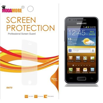 Galaxy S Advance Ekran Koruyucu Film