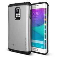 Verus Samsung Galaxy Note Edge Case Thor Series Kılıf HARD DROP - Renk : Light Silver