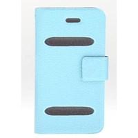 Microsonic Iphone 4 Ultra Slim Smart Case Deri Kilif