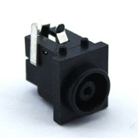 MJ-004B 6.5X4.4mm İğne 3 Pin Not.Power Şase Soket