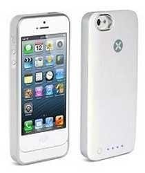Dexim DCA300-B Beyaz Bataryalı Kılıf iPhone5