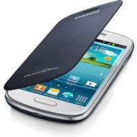 Samsung Galaxy S3 Mini Flip Kapaklı Kılıf Mv
