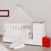 Kidboo Elite Bebek Odası Büyüyen Beşik 80x180 30259136