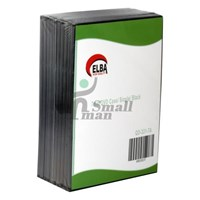 ELBA QD-331.7A 1Lİ SİYAH 7mm DVD KUTUSU
