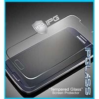 IPG Samsung Galaxy S4 Temperli Cam Görünmez Ekran+Arka Koruyucu
