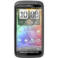 HTC Sensation XL Ekran Koruyucu Tam 3 Adet