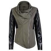 BODYFLIRT boutique Sweat ceket - Yeşil 24486996