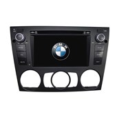 Sm Audio Bmw E90 (Manual Air) Hd Oem Multimedya Navigasyon Cihazı