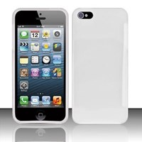 Microsonic Iphone 5 Glossy Soft Kılıf