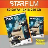 Star Film 50 adet 13x18 cm Fotoğraf Kağıdı- Fotoğrafçılara Özel