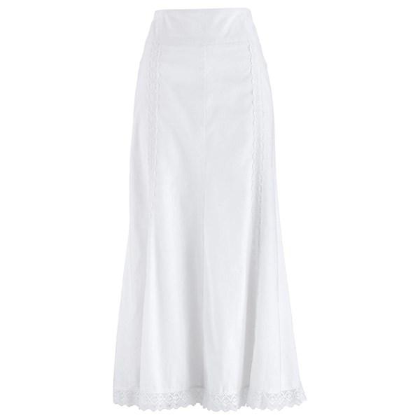 bpc selection Uzun etek - Beyaz 24135351