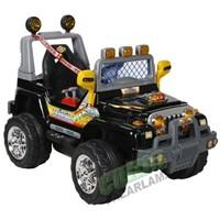 Aliş Magnum Akülü Araba Turbo 12 Volt 503