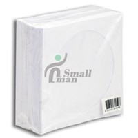 CD ZARFI 80gr Pencereli Beyaz Kağıt 100lük