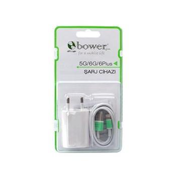 Iphone 5G, 6G, 6 Plus Bower Şarj Aleti