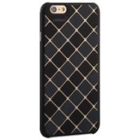 IP-662 Siyah iPhone 6 4.7 Desenli Koruyucu Kılıf