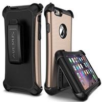 Verus iPhone 6/6S 4.7 Case Hard Drop Active Series Kılıf - Renk : Shine Gold