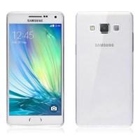 Microsonic Transparent Soft Samsung Galaxy A3 Kılıf Beyaz