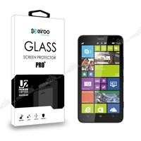 Eiroo Nokia Lumia 1320 Tempered Glass Cam Ekran Koruyucu