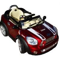 Cansın Motors Mini Cooper ( 12 Volt ) Uzaktan Kumandalı-Akülü Araba