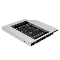 Assmann Dıgıtus® Ssd/hdd Installation Frame For Cd/dvd/blu-ray Drive Slot, Sata To Ide, 9.5 Mm Installation Height
