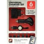Petrix Uç Set 2 Seyahat-Araç-USB Şarj Seti