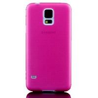 ModaGsm Galaxy S5 İnce Pembe KapakMGSJNYCMNS9