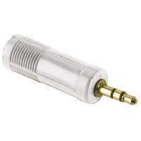 14070 2,5 mm - 3,5 mm Jack Adaptör Beyaz