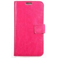 xPhone Nokia Lumia 735 Cüzdanlı Kılıf Pembe MGSBKMSW249