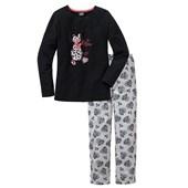 Bpc Bonprix Collection Polar Pijama - Siyah 32960459