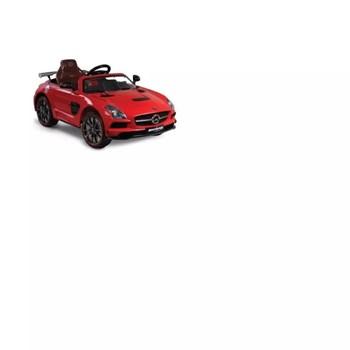 Babyhope SX-128 Mercedes Kırmızı 12V Uzaktan Kumandalı Akülü Araba