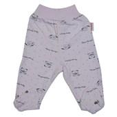 Tomuycuk 35011 Köpekli Bebek Pantolonu Pembe 0-3 Ay (56-62 Cm) 33442631