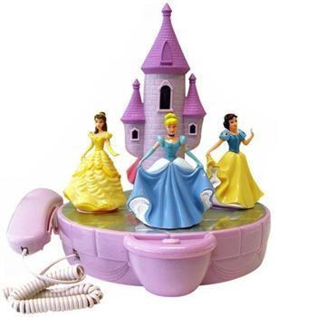 Necotoys Disney Prenses Animasyonlu Telefon