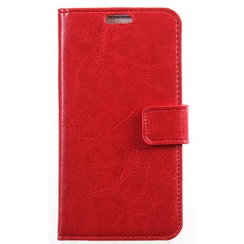 xPhone Sony Xperia E3 Cüzdanlı Kılıf Kırmızı MGSFNPRYZ56