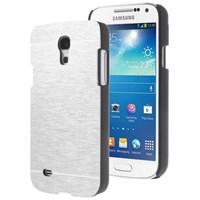 Microsonic Samsung Galaxy S4 Mini Kılıf Hybrid Metal Gümüş