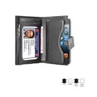 Ttec Plus 2KLC0115 Iphone 5 Cüzdan Deri Kılıf