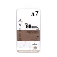 A7 Temperli Huawei G7 Cam Ekran Koruyucu
