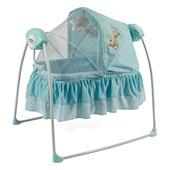 Sunny Baby 615 Caretta Elektrikli ve Pilli Beşik Mavi 24851035