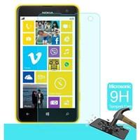 Microsonic Nokia Lumia 625 Temperli Cam Ekran Koruyucu Kırılmaz Film