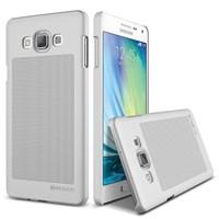 Verus Samsung Galaxy A5 Slim Dot Diary Series Kılıf - Renk : Light Silver