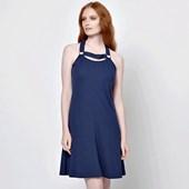 Lacoste kısa kollu elbise - EF9971.S8Y-20225800
