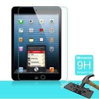 Microsonic Temperli Cam Ekran Koruyucu Apple Ipad Mini & Ipad Mini 2 & Ipad Mini 3 Kırılmaz Film