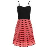BODYFLIRT Elbise - Turuncu 24884352
