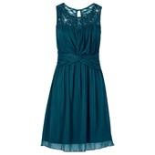 BODYFLIRT Penye elbise - Yeşil 92248795 17512543