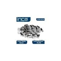 Inca Icon-m100 Rj45 100 Adet Metal Konnektör