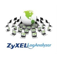 Zyxel Loganalyzer 50 User 1 Yil
