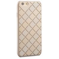 IP-661 Gold iPhone 6 4.7 Desenli Koruyucu Kılıf