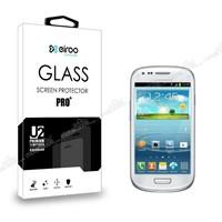 Eiroo Samsung i8190 Galaxy S3 mini Tempered Glass Cam Ekran Koruyucu