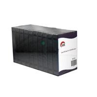 ELBA QD-3210 10LU SİYAH 33mm DVD Case (KUTU)