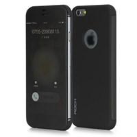 Rock DR.V iPhone 6 Plus invisible Smart UI Transparent kılıf Black